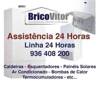 Empresa de assistência 24 Horas caldeiras esquentadores ao domicilio- reparações urgentes
