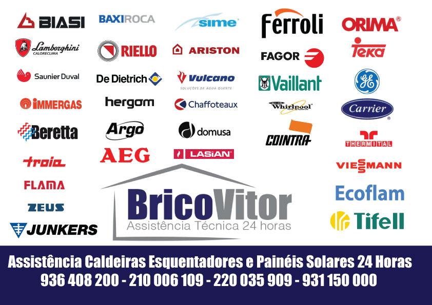 Assistência Caldeiras Ferroli Vila Verde,