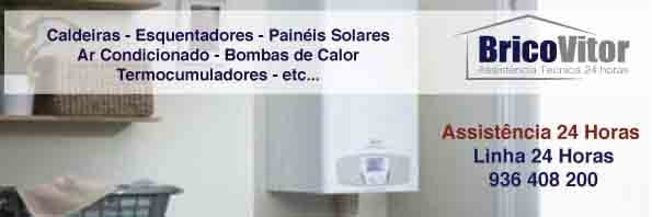 Assistência Caldeiras Saunier Duval Santarém. Reparação e manutenção de Caldeiras