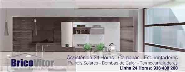 Assistência Caldeiras Santarém - Reparação e Manutenção de Caldeiras a Gás e a gasóleo
